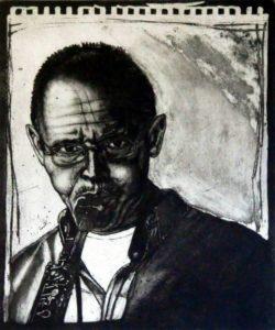 Jazz-Skizze