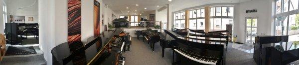 Verkaufsraum Piano Berg